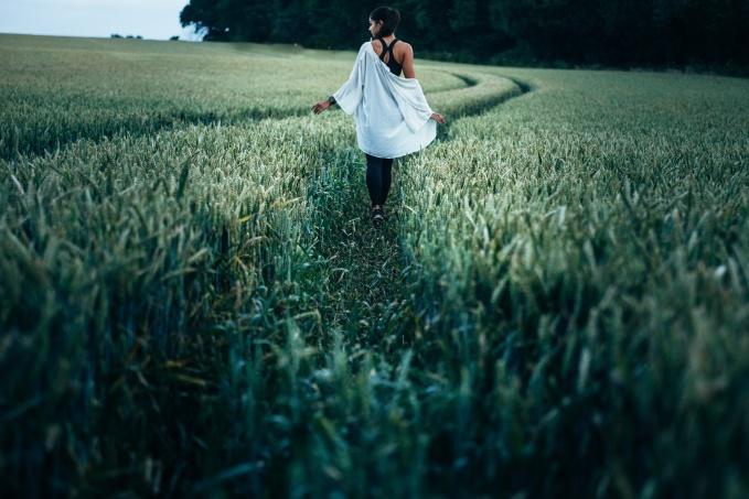 walking-solo